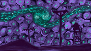 Welcome to Nightvale by Hawllee