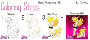 Coloring_Steps_of_panty_Solo by novekai