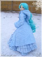 Winter Walk 3 by Dynamene-Dolls