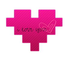I Love You Png by teamdamonlove