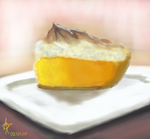 Lemon Meringue by CelestialRainfall