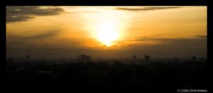 Sunrise In The City 4 by dimitriroleda