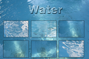 Water Stock Pack by Zeiphex