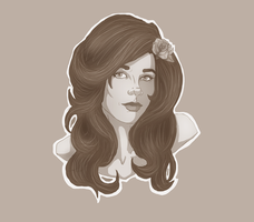 AT: Lorna Crowley by Paraspriteful