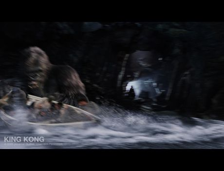 King kong - Lifeboat by 3DnuTTa