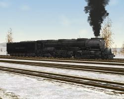 MSTS UP Challenger 3989 by 736berkshire