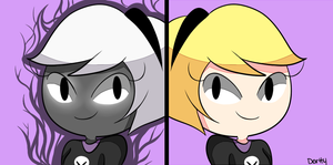 Rose Lalonde Icons by Dartty