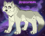 .::Andromeda ::. by LexiCakes