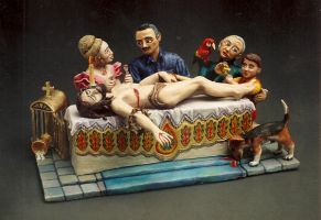 The Last Supper by jessica-romero