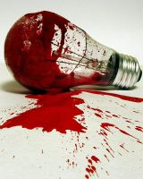 I hate light bulbs by Medrone