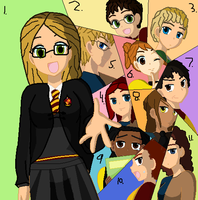 For TheLoonyKap-Hogwarts group by airbender01