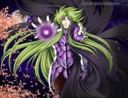 AT::. Specter Aries Shion by Priss-BloodEmpress