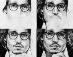 Johnny Depp by onlyuandme
