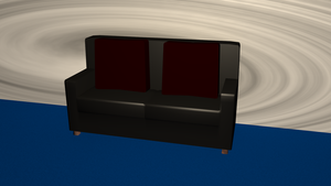 3D Couch by diochi