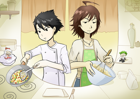Cooking by gaby14link
