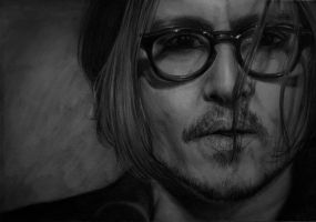 Depp by JulietGarciaArt