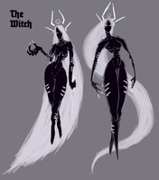 The Witch Concept by Nuke-Em-Nic