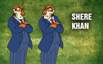 Shere Khan in game dialogs by rpiquel