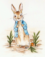 Peter Rabbit by kemuff