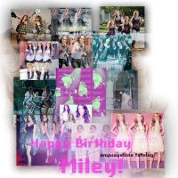 Happy birthday Miley by lovelielife