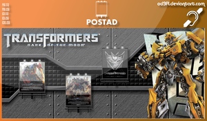 PostAd - 2011 - Transformers Dark Of The Moon by od3f1
