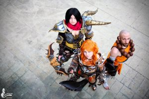 Diablo III by greengreencat