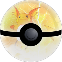 The pokeball of Raichu by KiyotoMidori