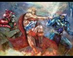 Eternian days by vicariou5