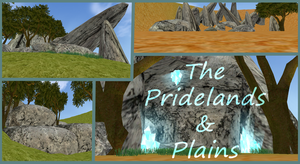 The Plains and Pridelands Maps by Corrupt-Prototype