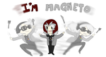 Quicksilver -I'm Magneto by THEChazzPrince