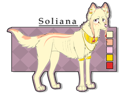 Character - Soliana by Tydii