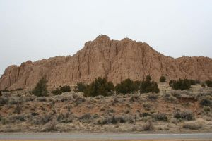 cliffs of New Mexico 02 by goodiebagstock