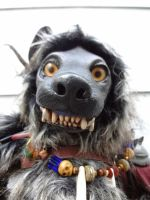 Gnarl the Gnoll by missmonster
