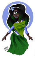 Vinca by zombielily