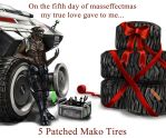 On the 5th day of masseffectmas... by efleck