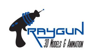 Raygun 3dmodels and animation by El-Shogun