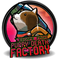 Escape From Puppy Death Factory - Icon by DaRhymes