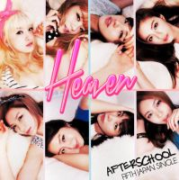 AFTERSCHOOL - Heaven by KawaiiLoliGirl