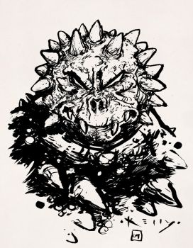 Masters Art- Spikor by TimKelly