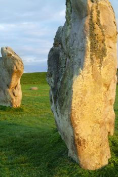 Stones of Avebury by shirosynth