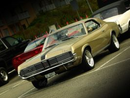 69 cougar by AmericanMuscle