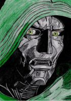 Dr. Doom by lordtator