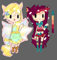 {.Adopt Set [ 1 with Palette ] AUCTION.} by PastelLights