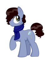 Sherlock Pony by Wingscanspeak