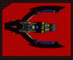Void Ship T-7 CDSS-3 by 0verlordofyou