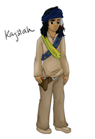 Kayihtah by MousieDoodles