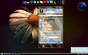 Windows Live Messenger 9 v2 by xazac87