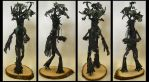 Walking, Beard-Twirl Tree Man by Angi-kat