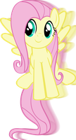 fluttershy by CatTunaLover