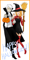 Halloween 2012 by Ryokenkun